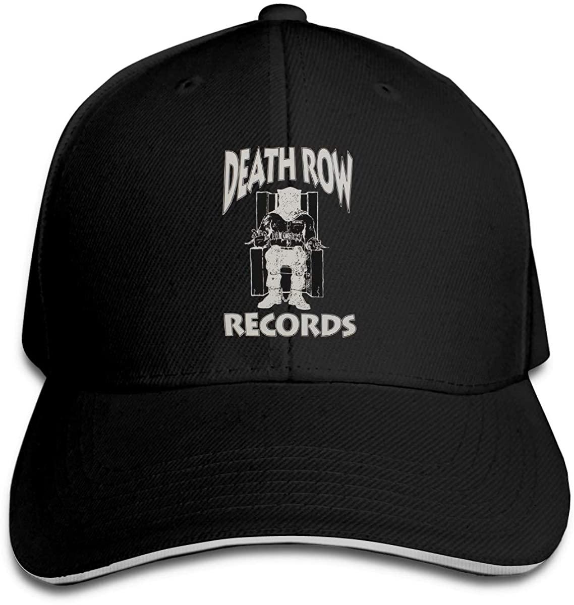 Death Row Records Classic Chapeau
