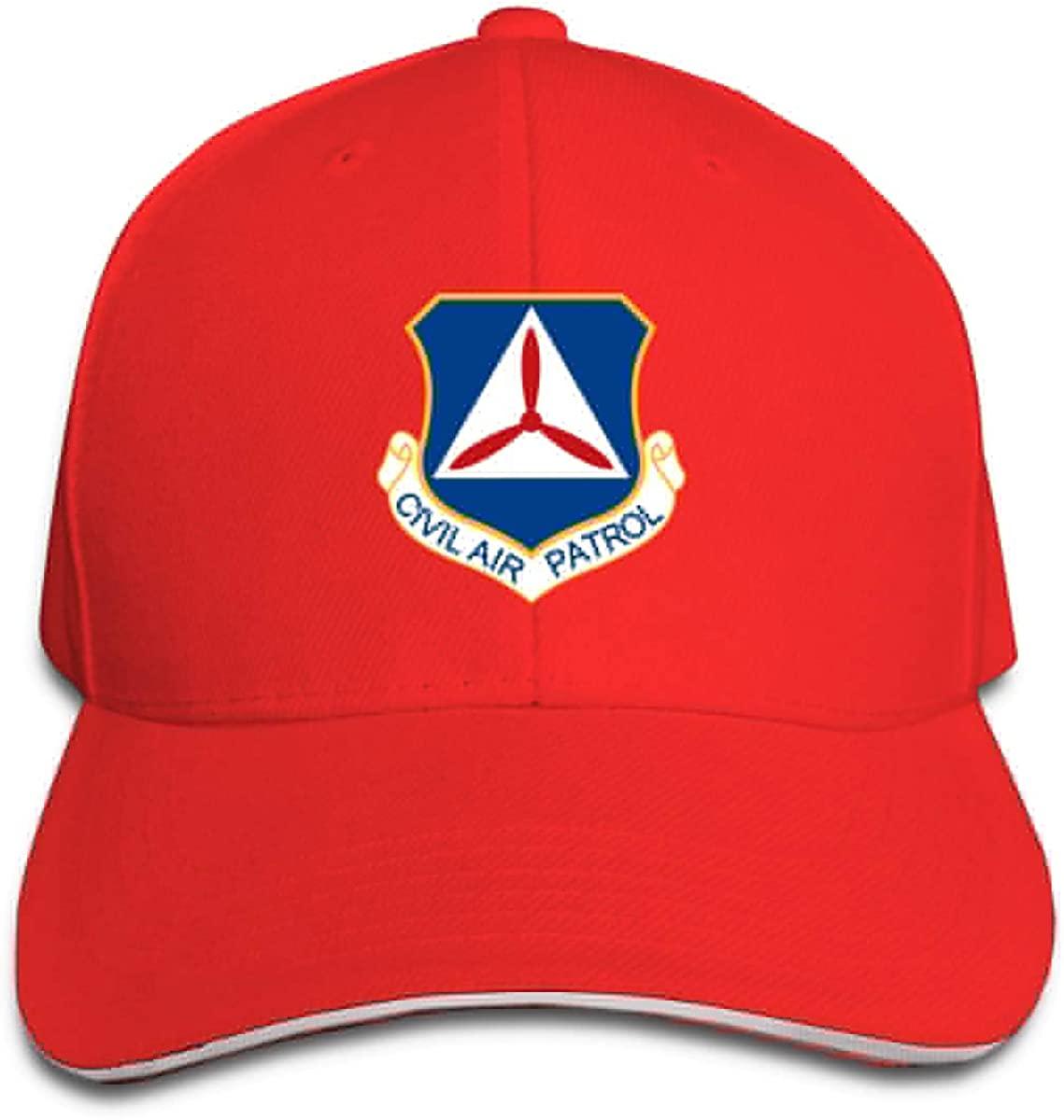 Civil Air Patrol Cap Command Boy Women Classical Hat Fashionable Peak Cap Chapeau