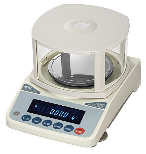 AND Weighing ADFX1I0810-122G FX Series - FX-120I Analytical Balances