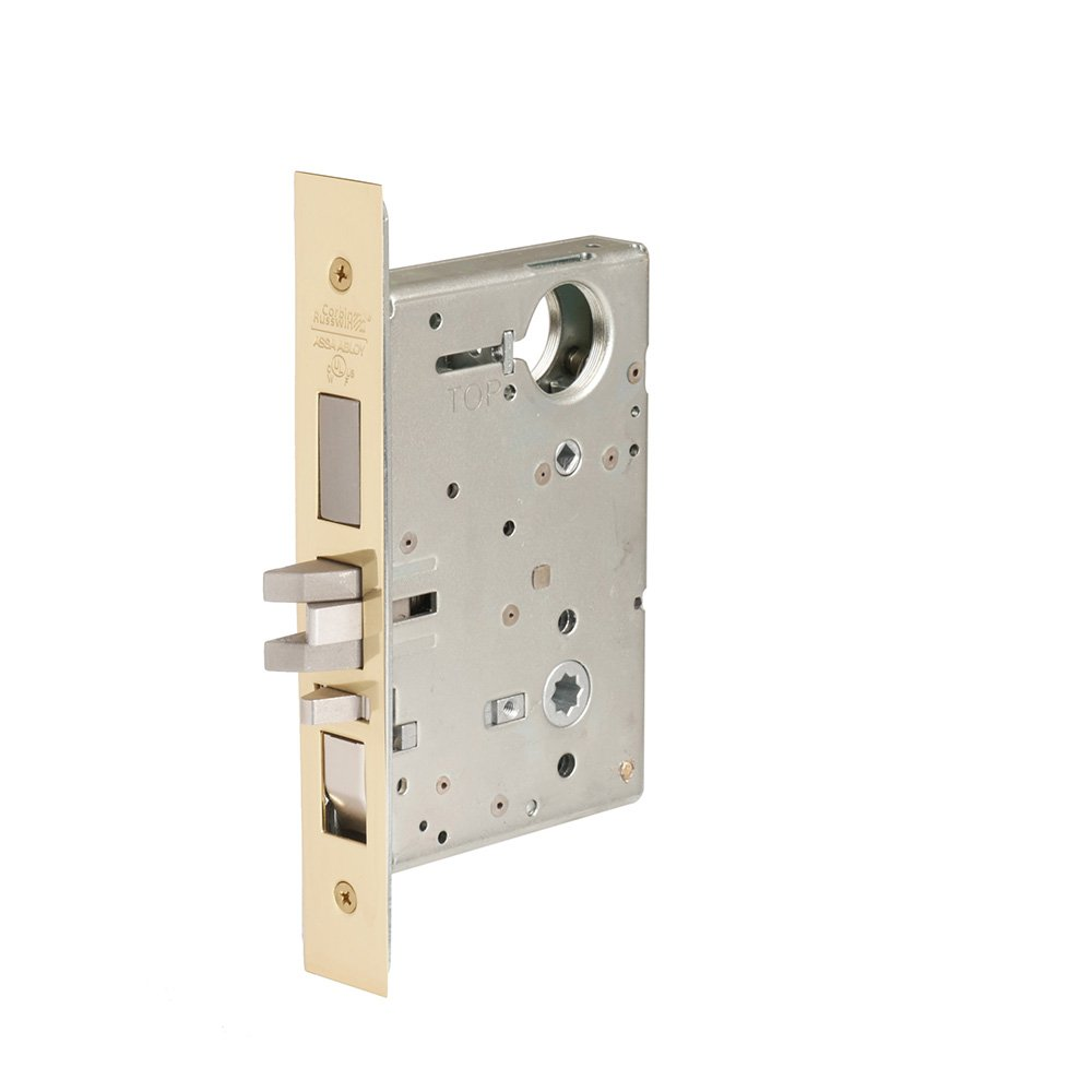 CORBINRUSSWIN ML2067-LL-605 605 Bright Polished Brass, Lever Body Only, Apartment, Steel; Stainless Steel; Brass