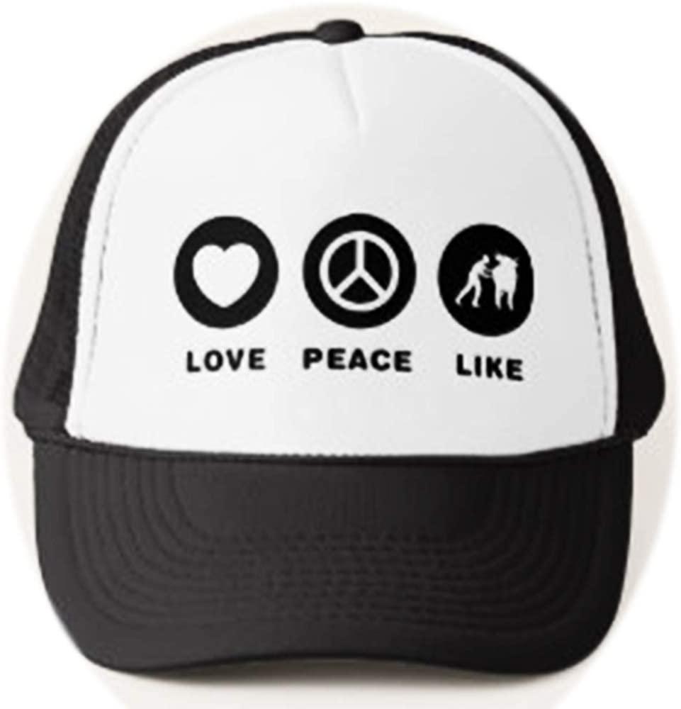 U-A-N Funny Cow Tipping Trucker hat Evolution Adjustable Mesh Trucker Hat Baseball Cap