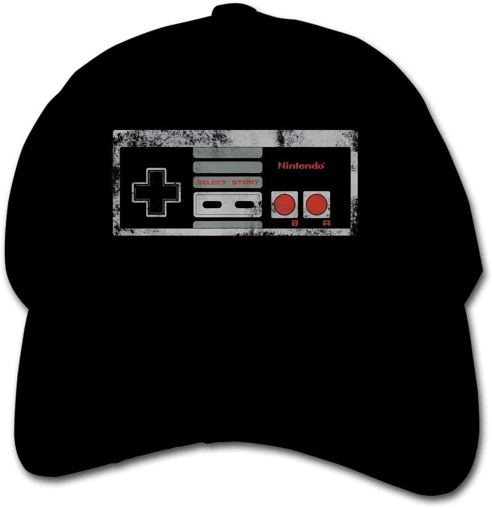 NES Controller Cute Cartoon Children's Peaked Cap Adjustable