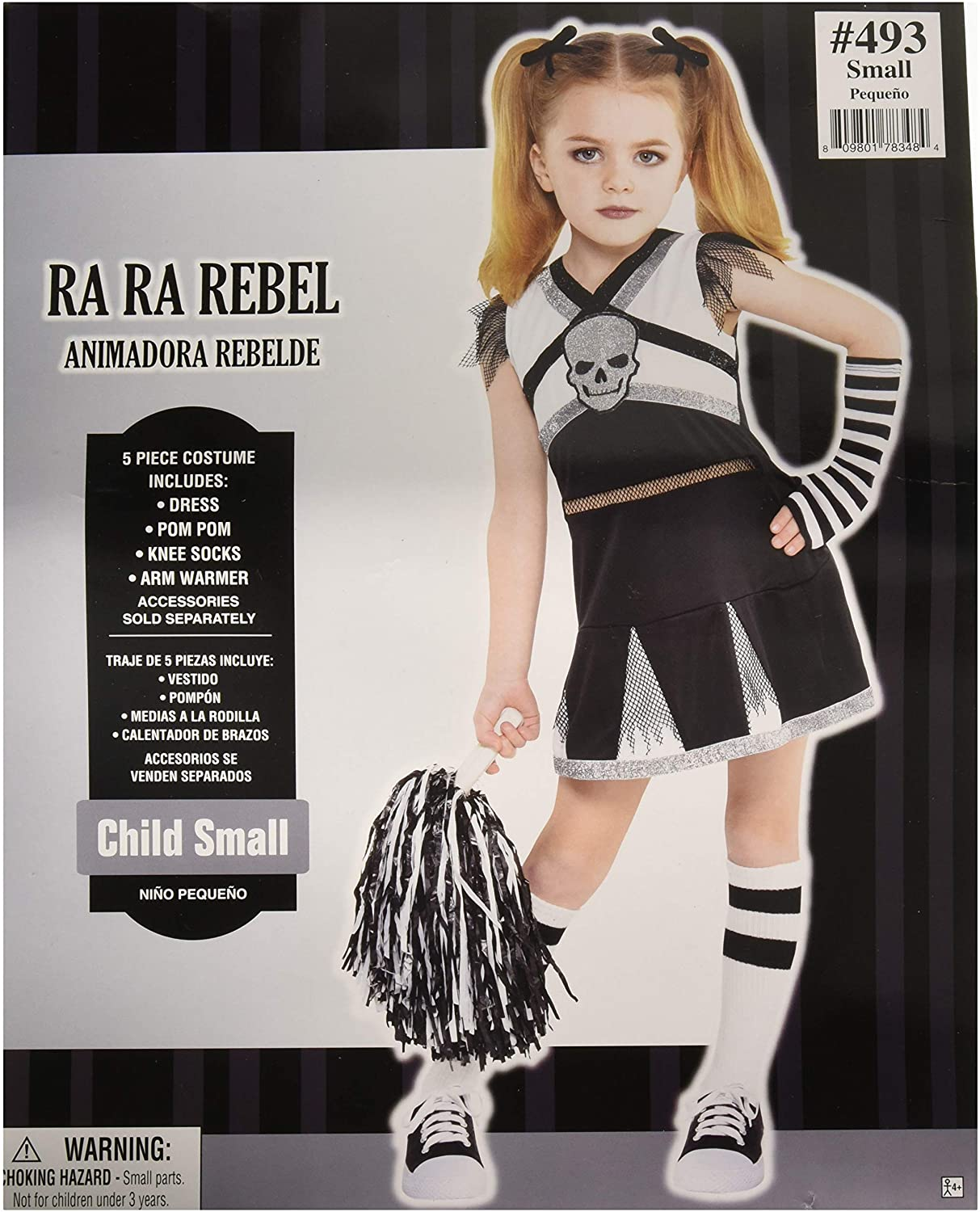 Amscan Costume, Small, Black