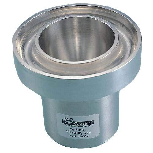 BYK-Gardner 175 Metal Ford Viscosity Cup, Number 3