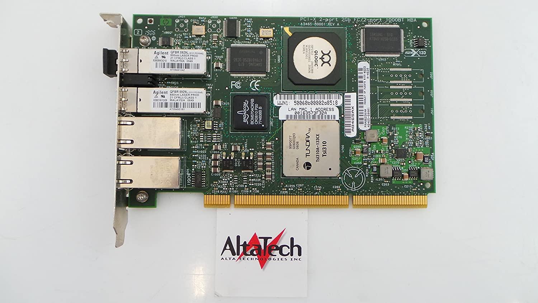 HP AB465A 2GB 2-Port Fibre Channel HBA