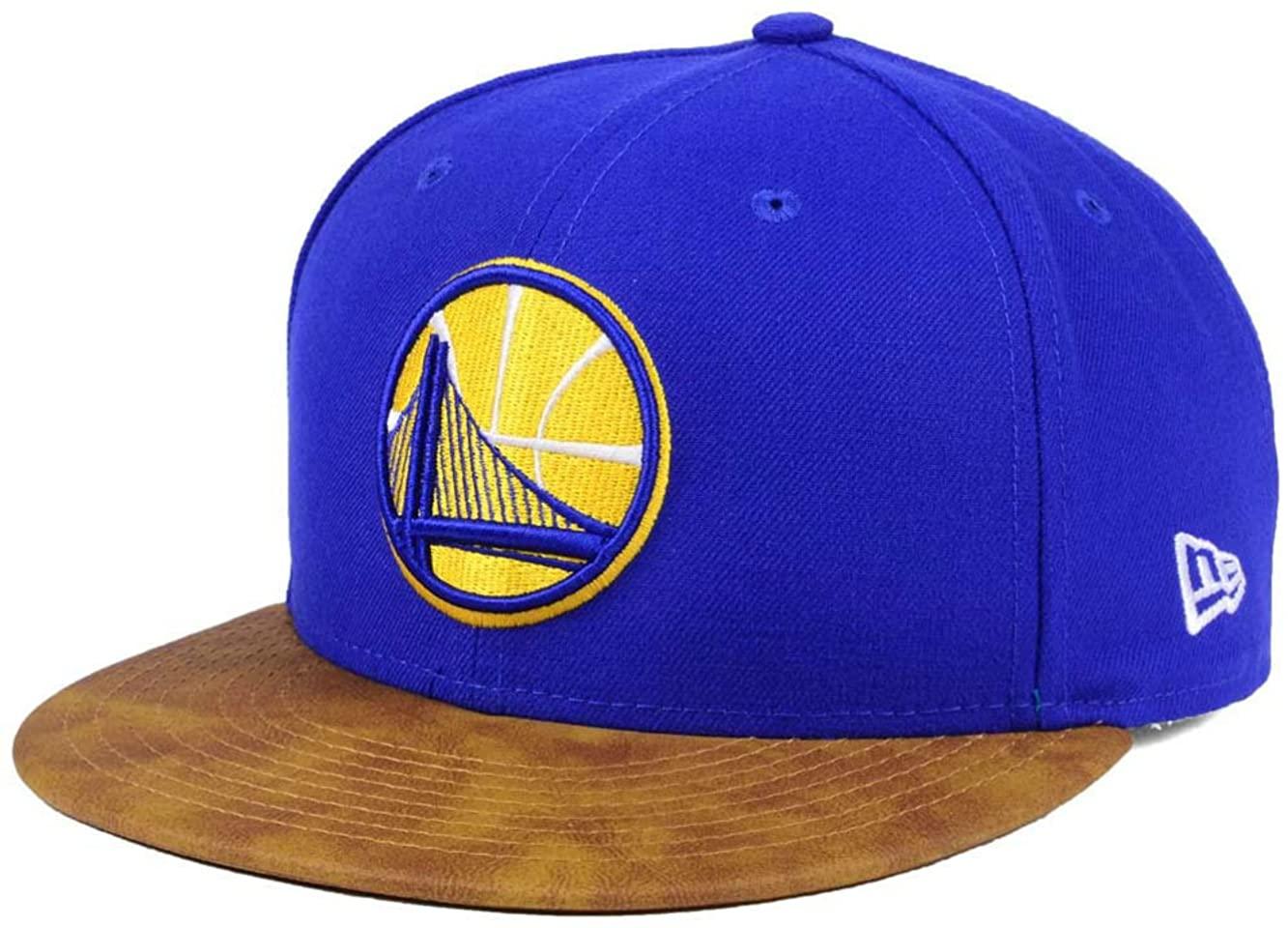 Golden State Warriors Butter Snapback Hat/Cap - Team Colors