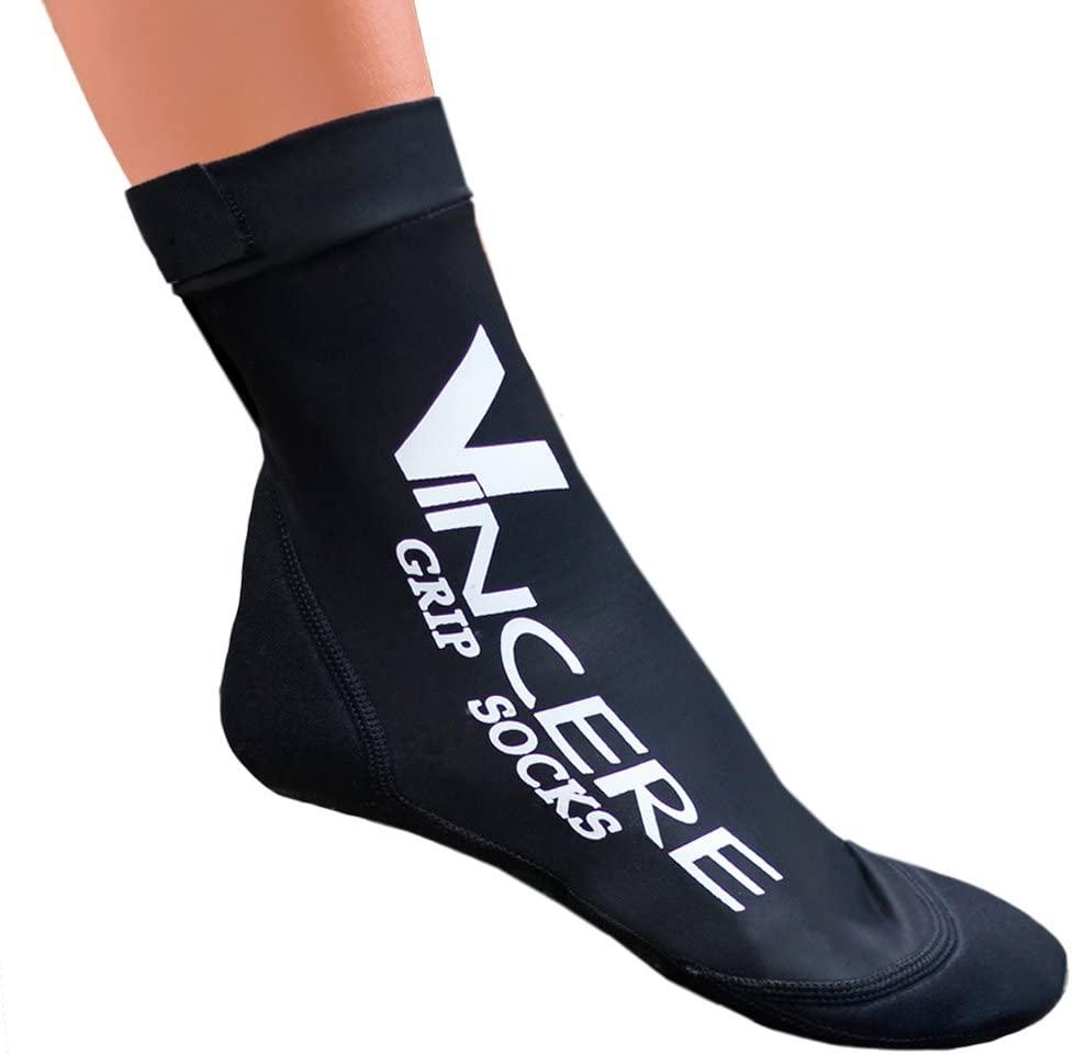 Vincere Grip Socks Soft-Soled Beach and Boat Socks