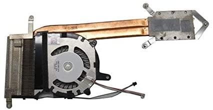 Laptop Heatsink&Fan for Sony VAIO Pro13 SVP13 SVP132 Series UDQFVSR01DF0 300-0001-2755_A DC5V 0.22A New
