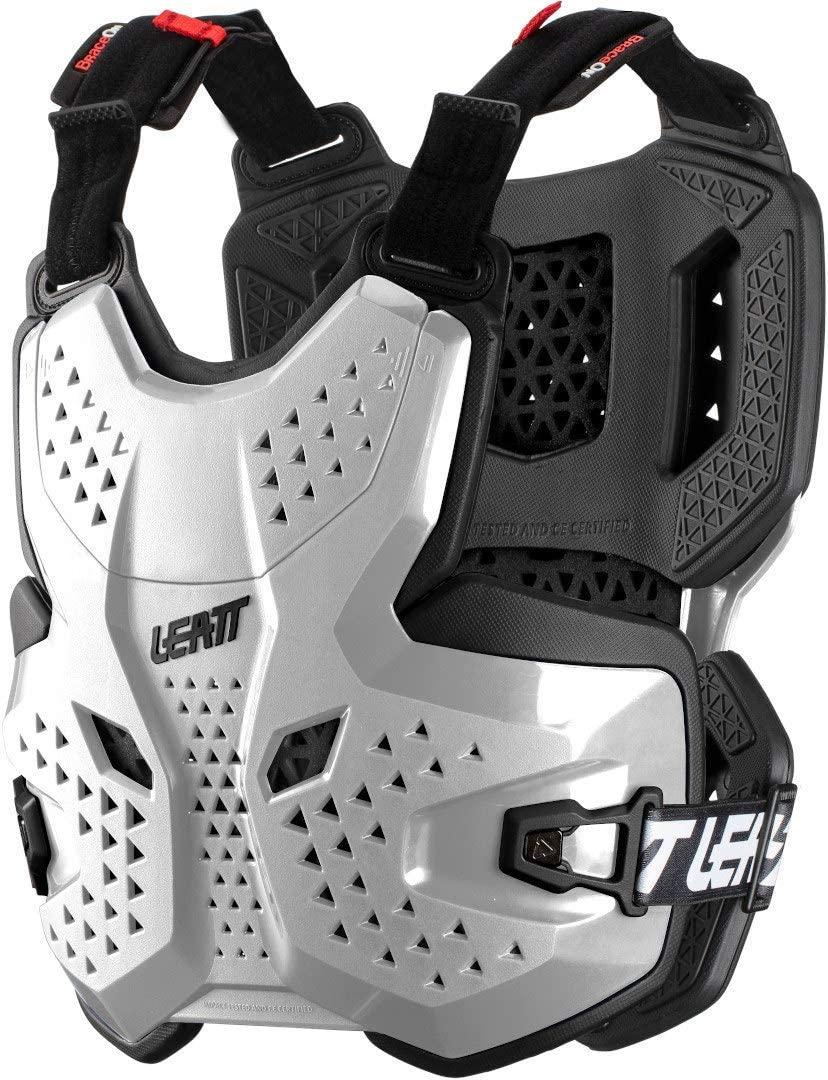 Leatt Brace 3.5 Chest Protector-White