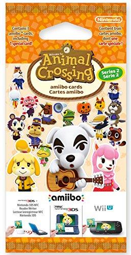 Animal Crossing: Happy Home Designer Amiibo Cards Pack - Series 2 (Nintendo 3DS/Wii U)