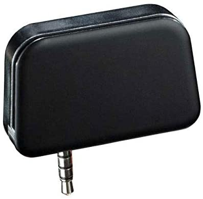 Id Tech Magnetic Card Reader (Tracks 1 & 2) - Black