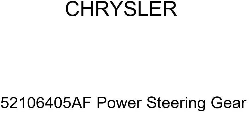 Genuine Chrysler 52106405AF Power Steering Gear