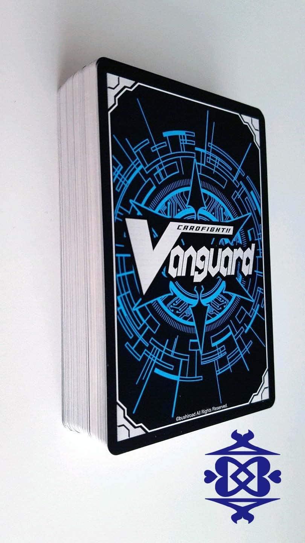 Cardfight!! Vanguard Bermuda Triangle 50 Card Upgrade kit NO DUPLICATES