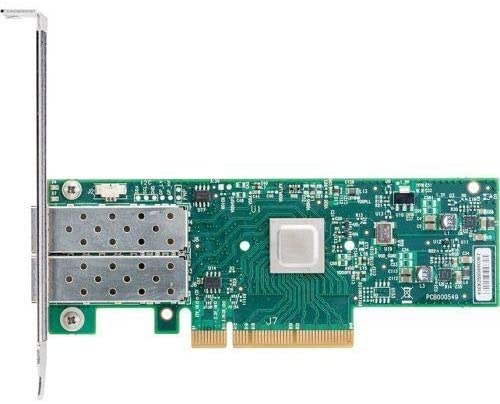 Mellanox ConnectX-4 MCX4121A-XCAT 10Gigabit Ethernet Card - PCI Express 3.0 x8 - 2 Port(s) - Optical Fiber