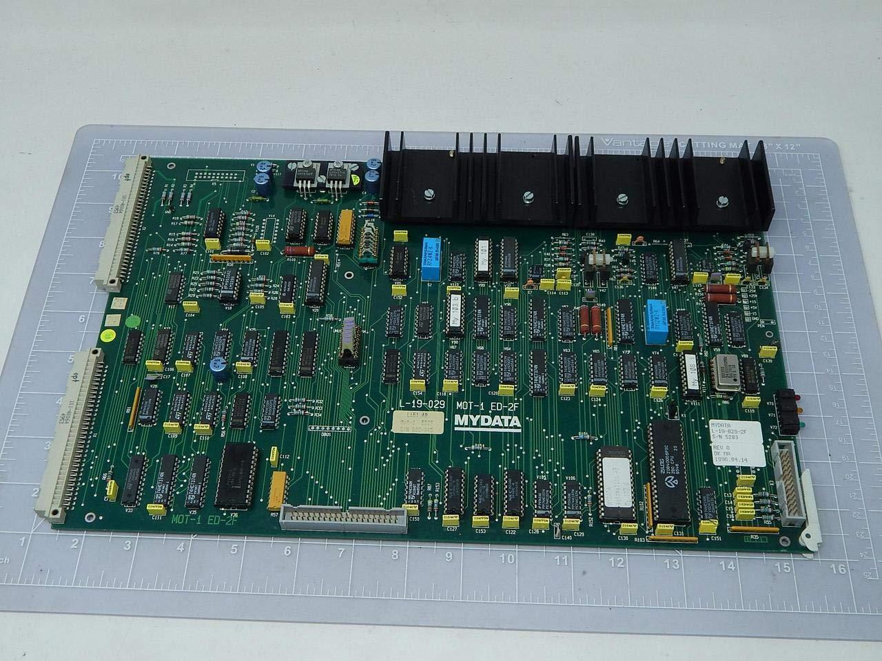 Mydata Automation L-19-029-2F M0T-1 ED-2F Motor Control Board T146012
