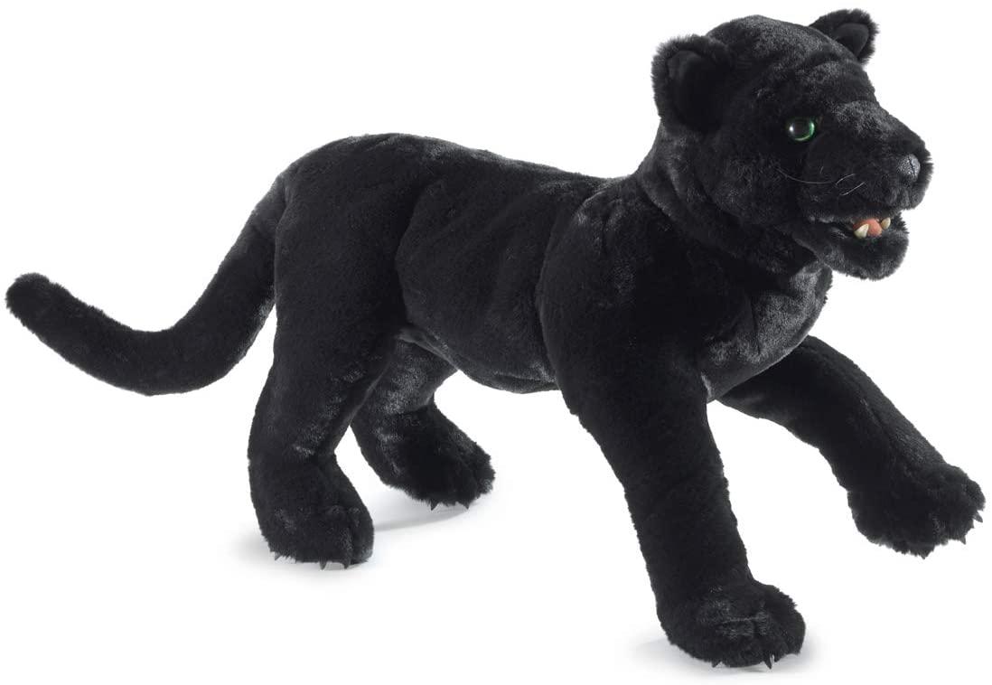 Folkmanis Black Panther