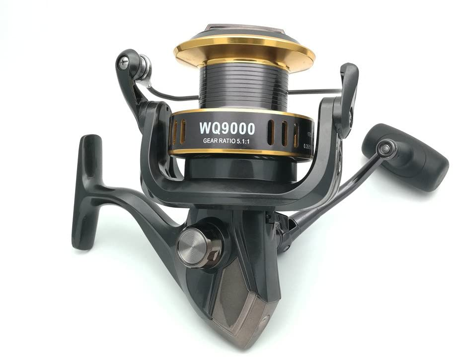 LUYELE Spinning Fishing Reel with Aluminum Spool WQ9000