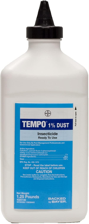 Bayer Tempo 1% Dust (1.25 lbs)