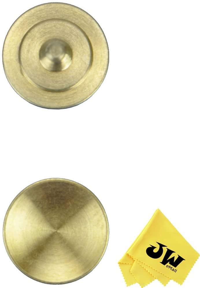 JJC SRB Metal Soft Sharp Shutter Release Button for Leica/Fujifilm/Canon/Nikon/Sony/Ricoh - Gold