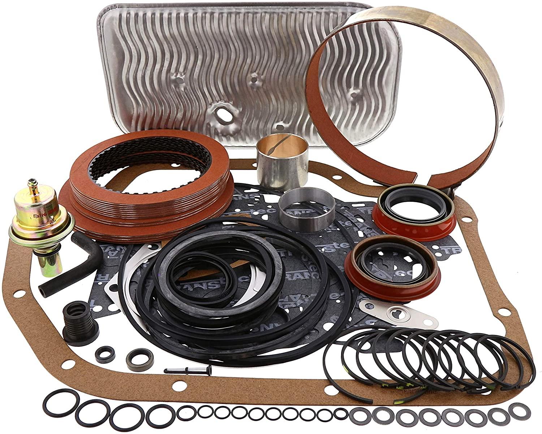 Th400 Alto Red Eagle Less Steel Transmission Rebuild Kit level 2