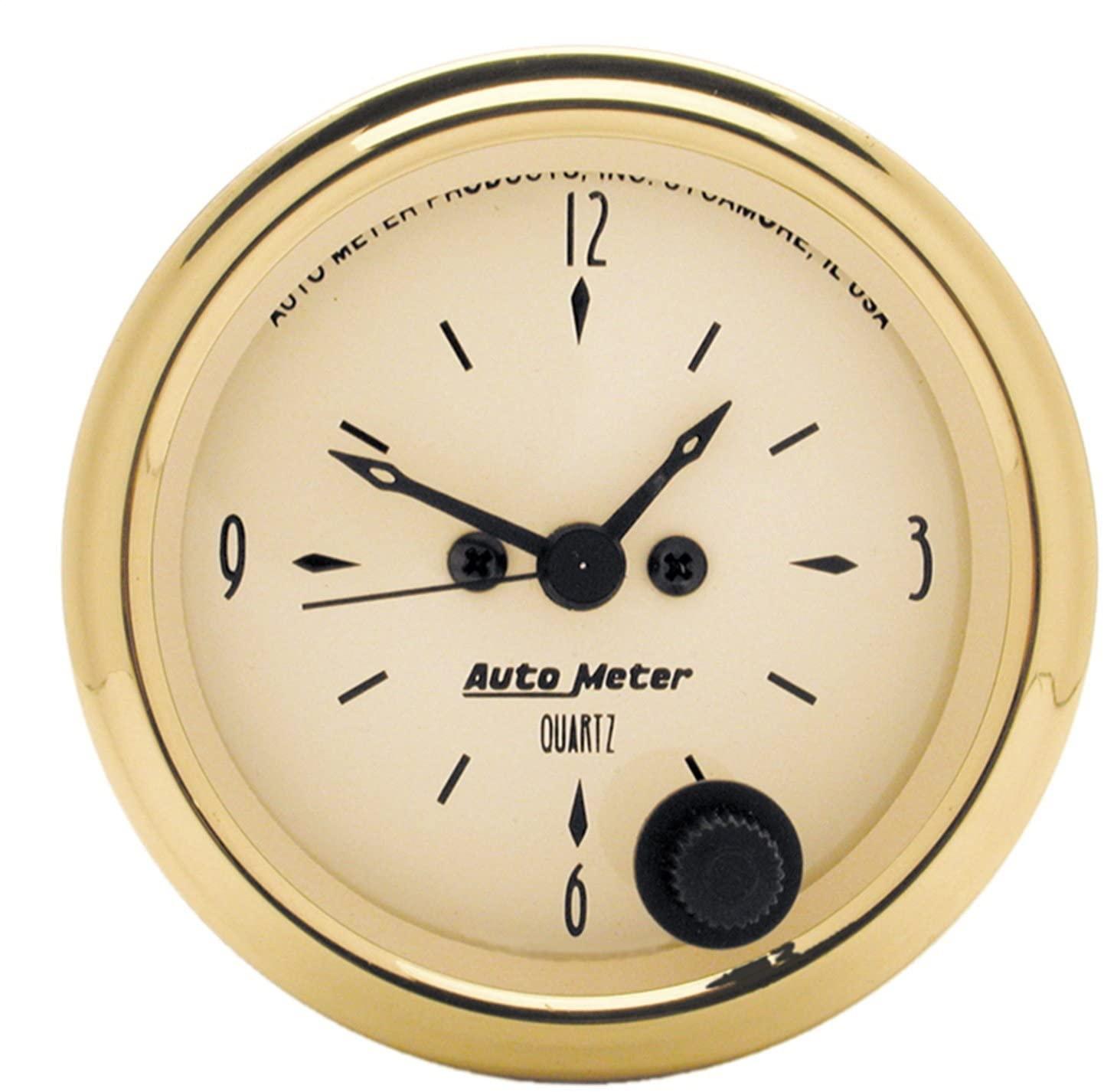 AUTO METER 1586 Golden Oldies Clock