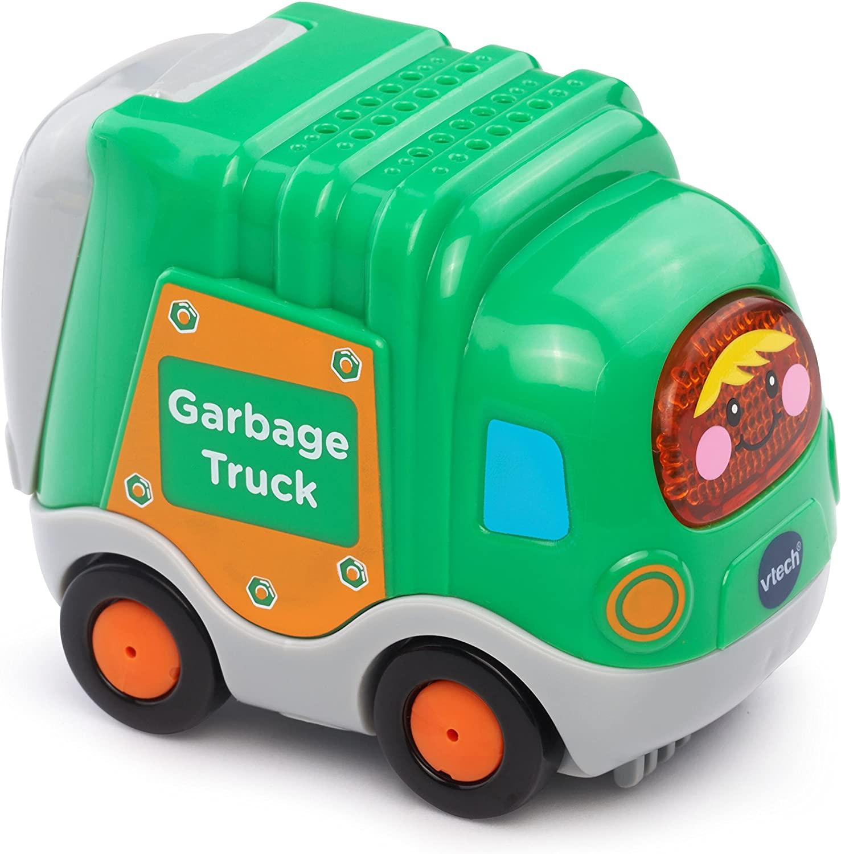 VTech Go! Go! Smart Wheels Garbage Truck