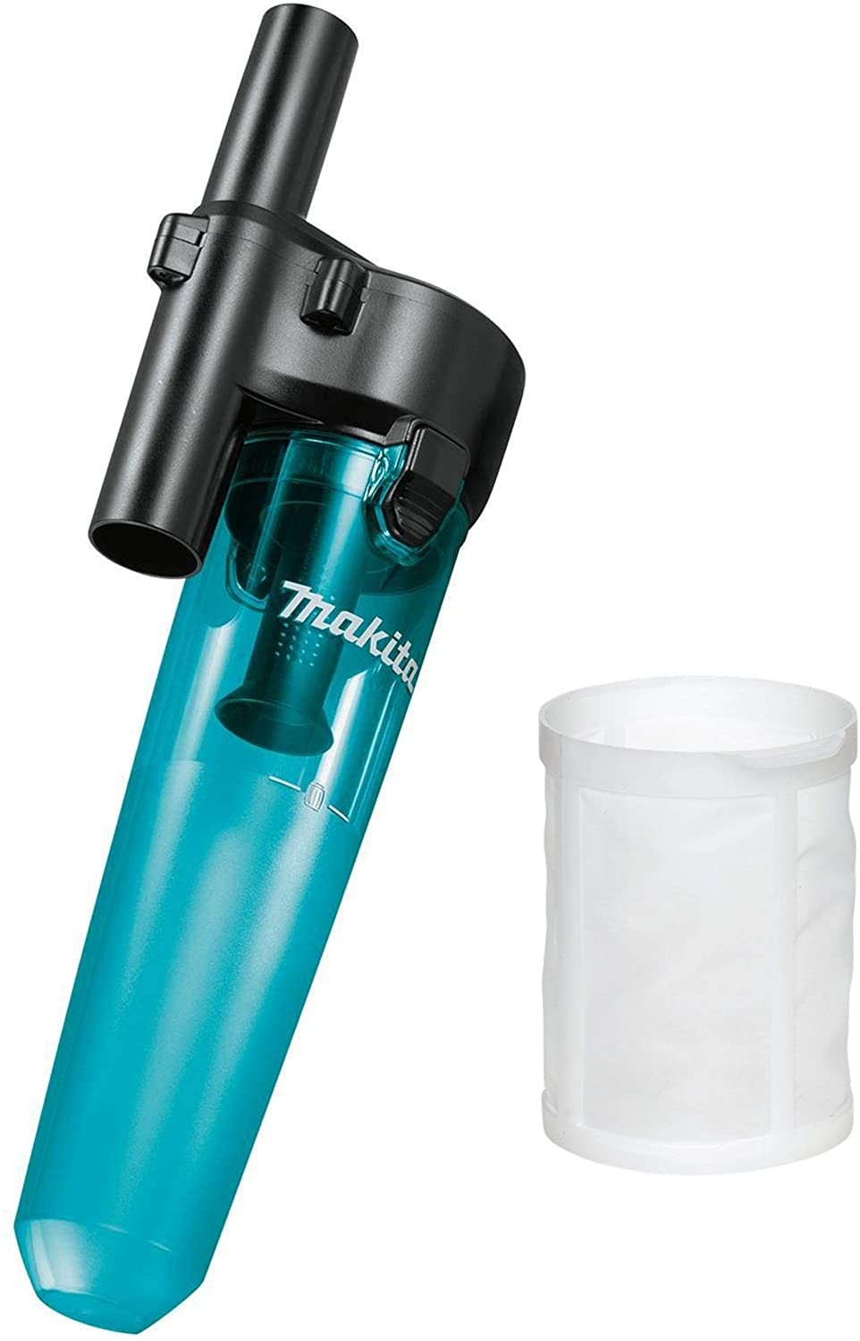 Makita (1) 199553-5 Cyclonic Vacuum Attachment (1) 451208-3 Pre Filter (Vacuums Sold Separately)