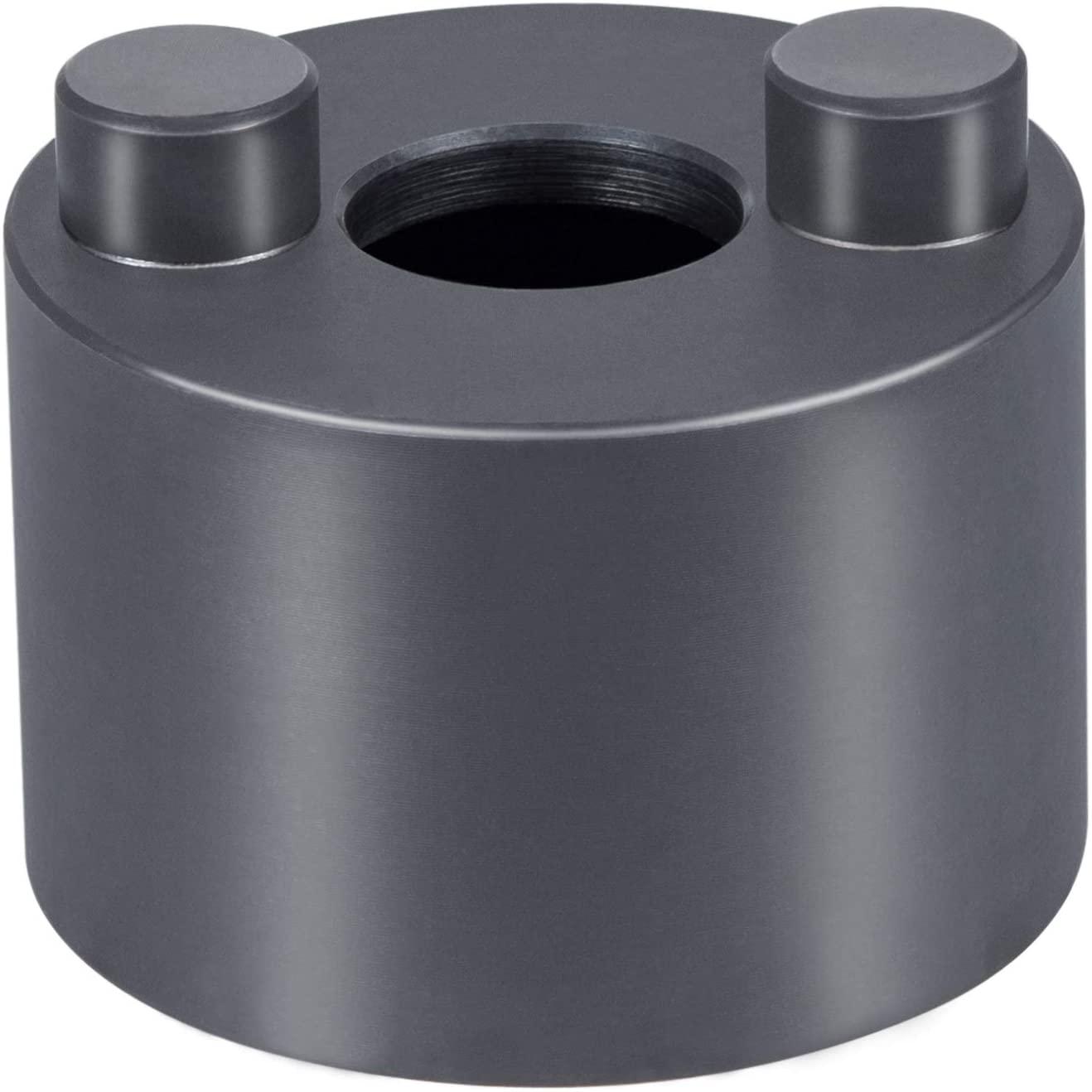 E-cowlboy for Volvo Truck & Mack Leaf Spring and Shackle Pin Remover/Installer Socket Alt to OEM 9996791 and TG15103