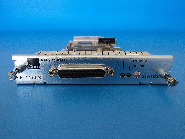 3COM NETBUILDER 3C6900 PHASE 6 HSS V.35/RS232 MODULE - 06-0124-002