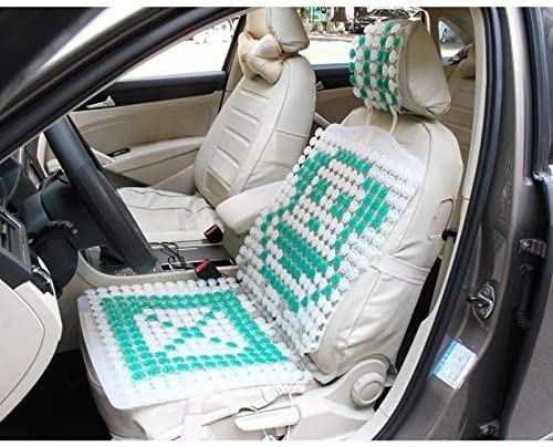 HAIJUN Car Universal Fit Seat Covers U12V Car Summer Cool Ventilated Seat Cover with Fan Cooler Seat Cover