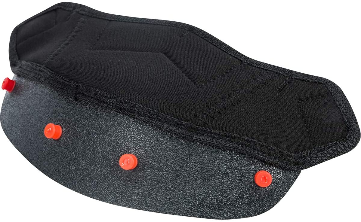 GMAX MD-01 Breath Deflector Street Motorcycle Helmet Accessories - Black/One Size