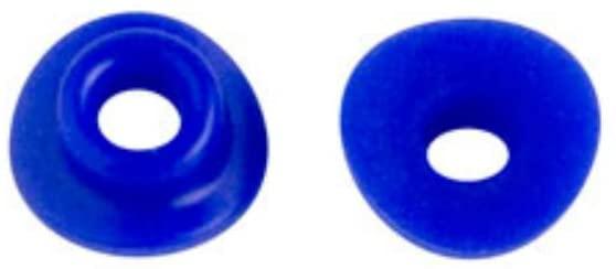 Rubber Valve Support/Seal Blue for Suzuki SP600 1985