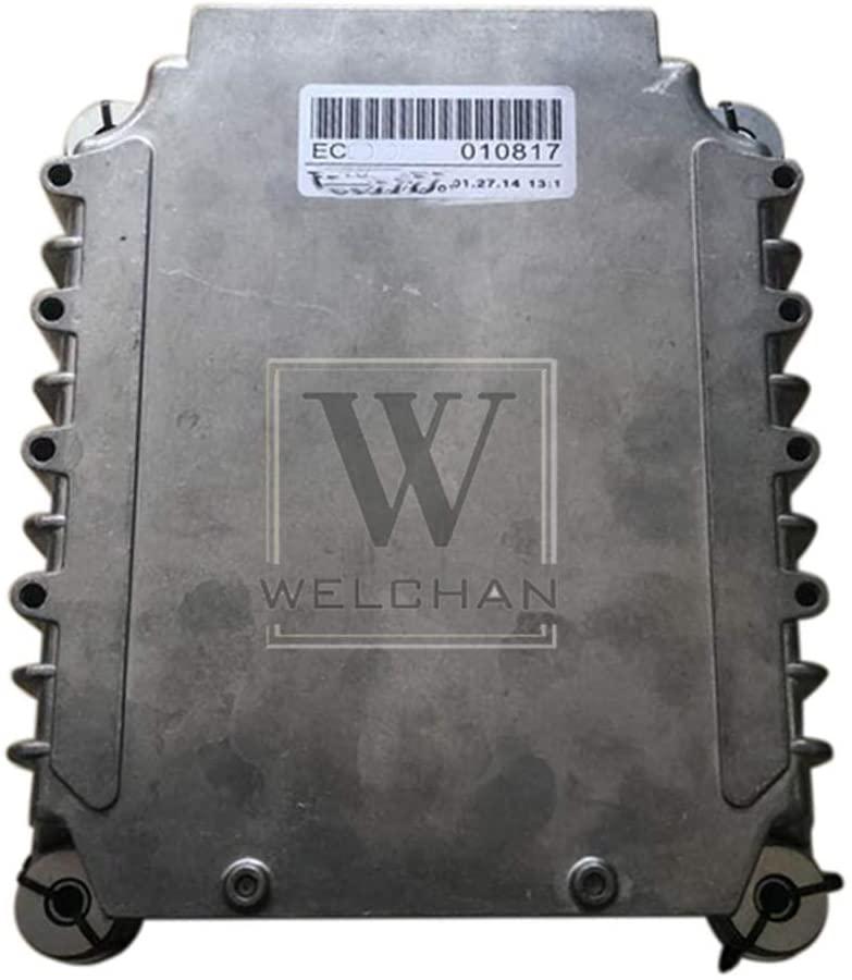 Excavator EC210B D6D Controller 60100002 Engine Ecu Controller VOE20577135 Programmed Only Suit For Excavator Electric Spare Parts 20577135