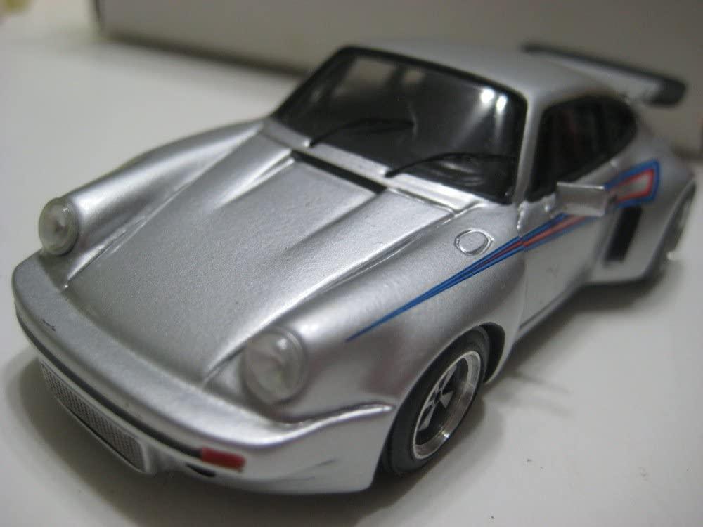 PIT (Italy) Silver Porsche 911 Carrera 2.7 Conte Rossi Resin Kit 1:43 Nib