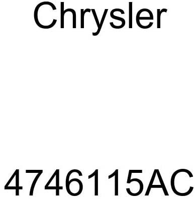 Genuine Chrysler 4746115AC Transmission Valve Body