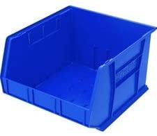 Bin [Set of 3] Color: Blue