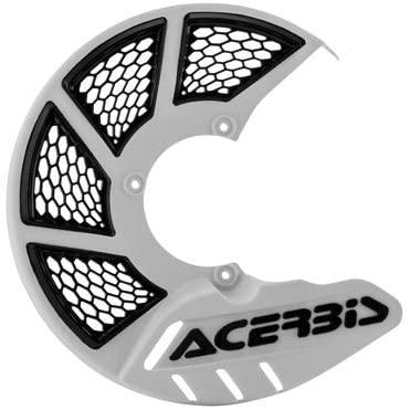 Acerbis X-Brake Mini Vented Front Disc Cover White/Black