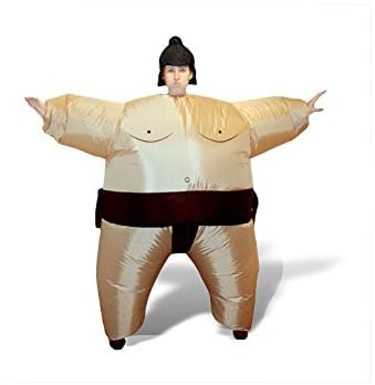 Thumbsup UK, Boys Inflatable Sumo Costume