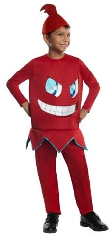 Pac-Man and The Ghostly Adventures Deluxe Blinky Costume, Medium