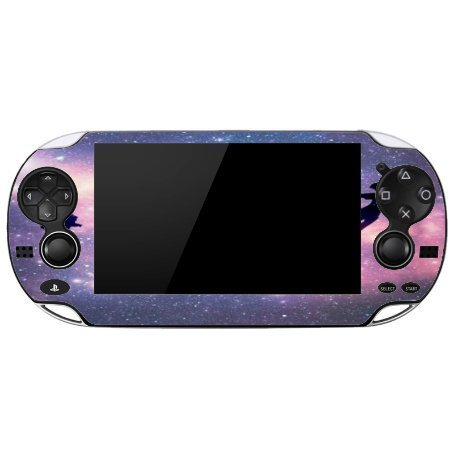 > > Decal Sticker < < Come Away To Neverland Quote Design Print Image Playstation Vita Vinyl Decal Sticker Skin by Trendy Accessories by Trendy Accessories