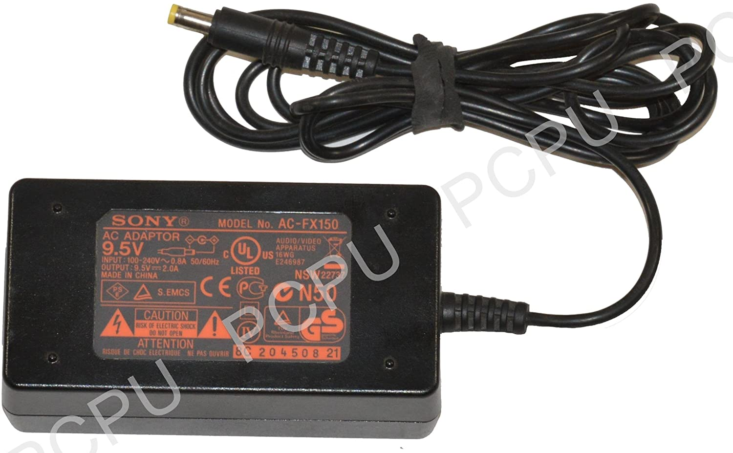 AC-FX150 AC Adapter AC-FX150 9.5V 2.0A Original Power Charger