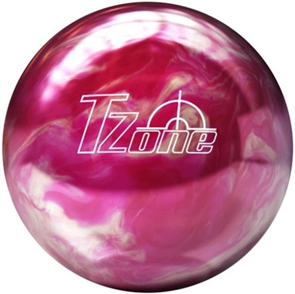 Brunswick T Zone Pink Bliss PRE-DRILLED Bowling Ball