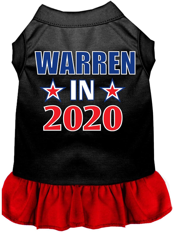 Mirage Pet Product Warren in 2020 Screen Print Dog Dress Black with Red XXXL