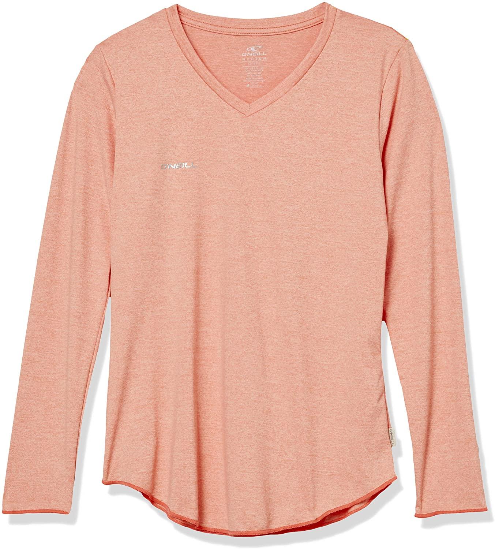 ONEILL Womens Hybrid L/S V-Neck Sun Shirt