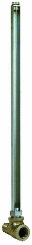 Wesco 272005 Basic Gauge with Fitting, 22