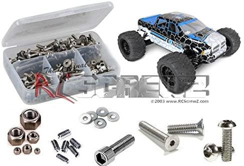 tek013 - Tekno MT410 4x4 Monster (TKR5603) Stainless Steel Screw Kit