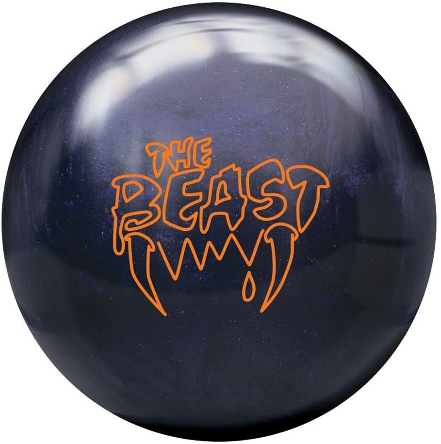 Columbia 300 The Beast Bowling Ball- Purple Sparkle 16