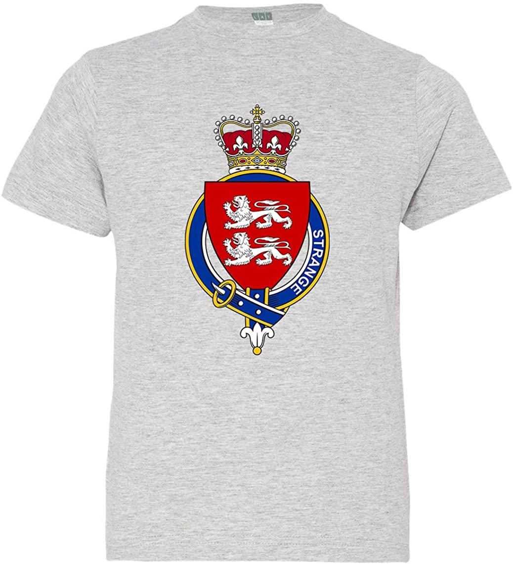 Tenacitee Boy's Youth English Garter Family Strange T-Shirt
