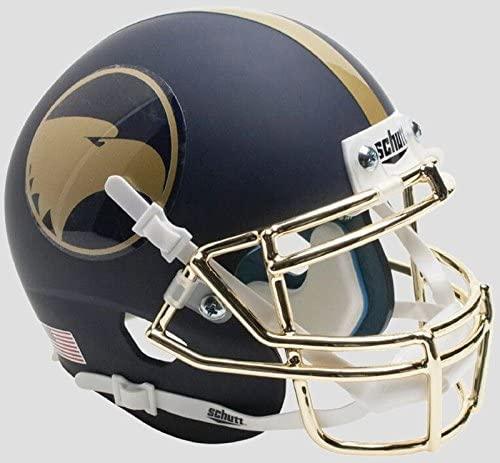 Schutt NCAA Georgia Southern Eagles Mini Authentic XP Football Helmet