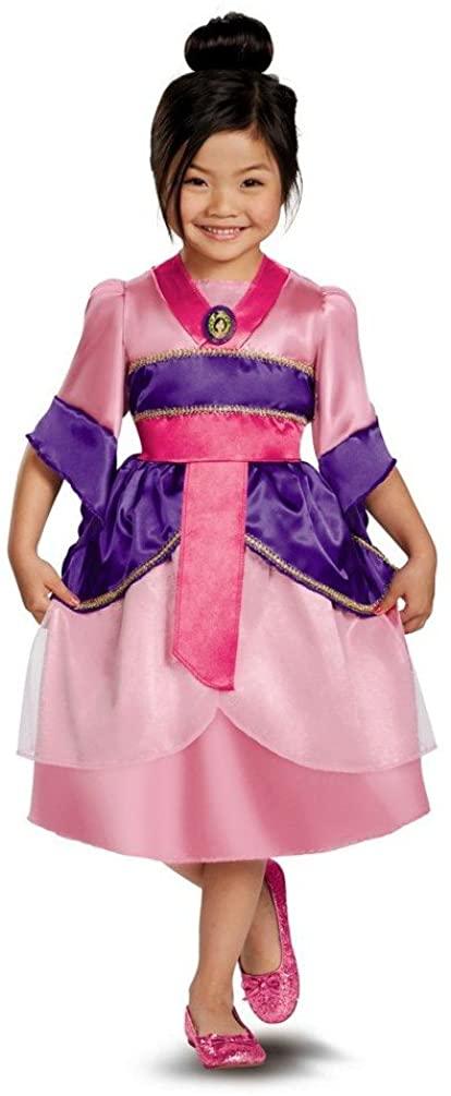 Disguise Mulan Sparkle Kids Costume